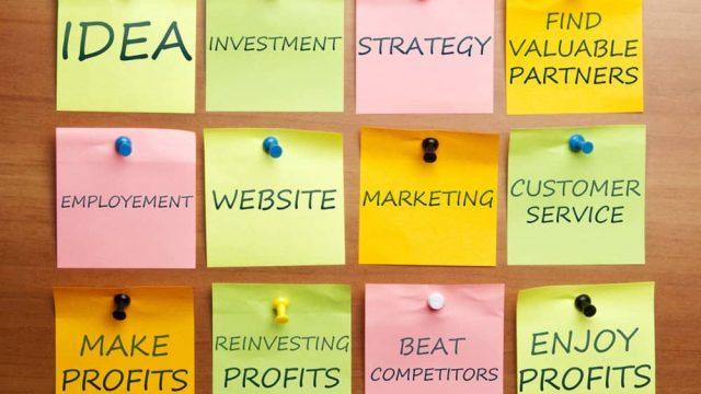 Business Plan Development